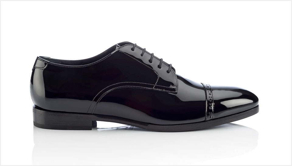 사진 : PENN- PATENT LEATHER- BLACK