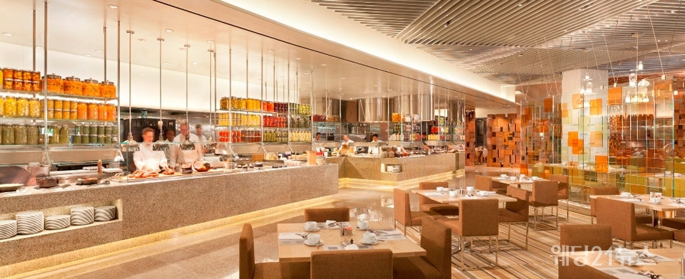 사진 : Bacchanal Buffet at Caesars Palace