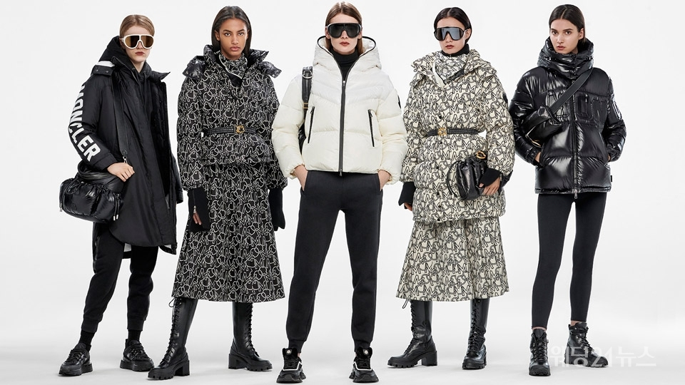 사진 : MONCLER COLLECTION FW20_ELEVATING ALLEGIANCE_EDITORIAL IMAGE